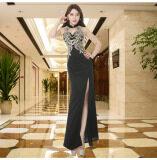 ขาย เบลล์ไนท์คลับหญิงโรงแรม Ktv ชุดเซ็กซี่ชุดราตรี Tenga สีดำ ฮ่องกง