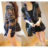 ซื้อ Kw5707002 เสื้อกันหนาวคาดิแกนไหมพรมลายวินเทจ Yifen แฟชั่นเกาหลี พร้อมส่ง กรุงเทพมหานคร