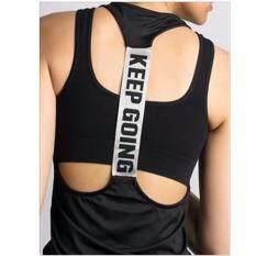 ขาย เสื้อกล้าม ออกกำลังกาย สำหรับสุภาพสตรี สีดำ L ถูก ใน กรุงเทพมหานคร