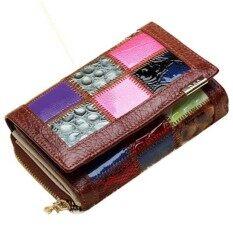 ราคา Lady Rewards กระเป๋าสตางค์หนังแท้ รุ่น Wlw C5002 Pp ใหม่ล่าสุด