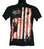 เสื้อวง Lamb Of God เสื้อยืดวงดนตรีร็อค เมทัล เสื้อร็อค Log1255 สินค้าในประเทศ Unbranded Generic ถูก ใน ไทย