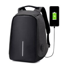 Laptop Camera Shoulder Bag Travel Usb Charging Men S Anti Thief Backpack Intl Unbranded Generic ถูก ใน จีน
