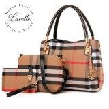 Lavelle 306 3ใบใน1 เดียว คุณภาพระดับพรีเมียม แฟชั่น กระเป๋าถือ 3 In 1 สีดำ ใหม่ล่าสุด