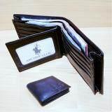 ราคา Leather Best Style กระเป๋าสตางค์2พับมีช่องใส่แบงก์ที่กว้างเป็นพิเศษ หนังแท้ รุ่น Bs001 สีน้ำตาล ที่สุด