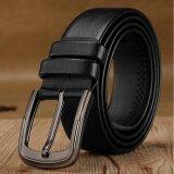ราคา Leather Lnc เข็มขัดผู้ชาย หนังเทียม Size Xl รุ่นM015 1 สีดำ ใน ไทย