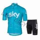 โปรโมชั่น Lee Bicycle ชุดสั้นปั่นจักรยานลายทีม ยี่ห้อ Sky กางเกงเป้าเจล แบบ ผู้ชาย ผู้หญิง ไทย