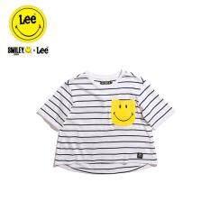 ขาย Lee X Smiley เสื้อยืดคอกลมแขนสั้น รุ่น Le 17021S03 สี White0 Lee เป็นต้นฉบับ