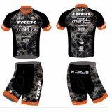 Leebicycle ชุดสั้นปั่นจักรยานลายทีมTrek ยี่ห้อ กางเกงเป้าเจล แบบ ผู้ชาย ผู้หญิง ใน ไทย