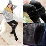 ราคา Legging ถุงน่องบุขน ถุงน่องบุขนกันหนาว เลกกิ้งกันหนาว ถุงน่องกันหนาว แม้อุณหภูมิติดลบ ฟรีไซส์ สีดำ ออนไลน์