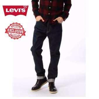 กางเกงยีนส์ Levi's® 501® CT Made in USA - Shrink - Em (ริมแดง)-