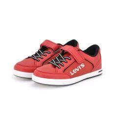ราคา Oneprice Special Levi S รองเท้าเด็กผู้ชาย ผ้าใบ Levi S สีแดง รหัส 3415685 Bata เป็นต้นฉบับ