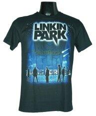 ขาย ซื้อ ออนไลน์ เสื้อวง Linkin Park เสื้อยืดวงดนตรีร็อค เสื้อร็อค Lpk1490 ส่งจากไทย