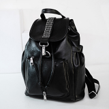 ราคา Little Bag กระเป๋าสะพายหลัง รุ่น Lp 012 สีดำ เป็นต้นฉบับ