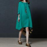 ราคา Looesn เกาหลีผ้าฝ้ายสีทึบใหม่ชุด สีฟ้าสีเขียว ใหม่ ถูก