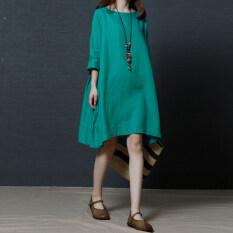ส่วนลด Looesn เกาหลีผ้าฝ้ายสีทึบใหม่ชุด สีฟ้าสีเขียว Unbranded Generic ใน ฮ่องกง