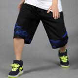 ห้ากางเกงฤดูร้อนเพื่อเพิ่มรหัสกางเกงผู้ชายหลวม 3005 สีฟ้า ใน ฮ่องกง