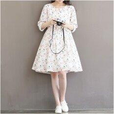 ราคา ชุดญี่ปุ่นผ้าฝ้ายใหม่พีช สีรูปภาพ Other ออนไลน์