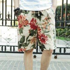 ซื้อ ห้ากางเกงฤดูร้อนอบแห้งอย่างรวดเร็วหลวม B ส่วน ออนไลน์ Thailand