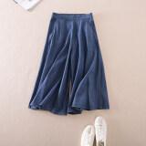 ขาย หลวม W2079 วิทยาลัยหญิงกางเกงยีนส์ใหม่ Denim กางเกง สีน้ำเงินเข้ม Unbranded Generic ใน ฮ่องกง