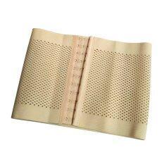 ขาย Lotte แผ่นกระชับหน้าท้อง ผ้าระบายอากาศ Waist Trimmer Belt No 2010 เอว 29 32 นิ้ว เป็นต้นฉบับ