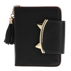 ขาย กระเป๋าสตางค์พับหนังสำหรับสตรี ออนไลน์ ใน สมุทรปราการ