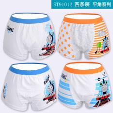 ราคา Ltms การ์ตูนผ้าฝ้ายเด็กนักมวยกางเกงเด็กชุดชั้นใน 91012 สี่โหลด ใน ฮ่องกง