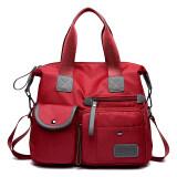 ราคา Fei Fan Cheng Pin กระเป๋าสะพายข้างหญิง ผ้าไนล่อน สไตล์เกาหลี สีแดง M1733 สีแดง M1733 ออนไลน์ ฮ่องกง