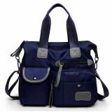 ซื้อ Fei Fan Cheng Pin กระเป๋าสะพายข้างหญิง ผ้าไนล่อน สไตล์เกาหลี สีฟ้า M1733 สีฟ้า M1733 Unbranded Generic