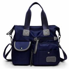 ราคา Fei Fan Cheng Pin กระเป๋าสะพายข้างหญิง ผ้าไนล่อน สไตล์เกาหลี สีฟ้า M1733 สีฟ้า M1733 ออนไลน์ ฮ่องกง