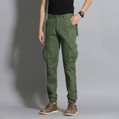 ราคา M2 ยุทธวิธีการอำพรางทหารกองทัพกางเกงผู้ชายกันน้ำ Swat ต่อสู้กับทหารสินค้ากางเกงฮันเตอร์เดินสบายๆกลางแจ้งกางเกงกางเกงปีนเขากางเกง กระเป๋ากางเกงผู้ชายกางเกงลำลองกางเกงสีเขียวกองทัพ นานาชาติ ใหม่ ถูก