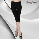 ราคา Magic Legging021 เลกกิ้ง นาโน ขาสั้น Legging Nano Colorful สีดำ 1 ตัว เป็นต้นฉบับ
