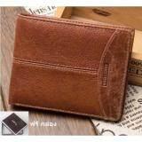 ขาย Mahkazi กระเป๋าสตางค์ฺbaellerry สีน้ำตาล ทรงสั้น กระเป๋าสตางค์หนังกันน้ำ กระเป๋าสตางค์ กระเป๋าตังค์ กระเป๋าสตางค์ผู้ชาย กระเป๋าเงิน กระเป๋าใส่เงิน รุ่นBox135Br S34 ออนไลน์