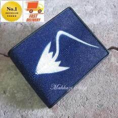 ส่วนลด สินค้า Mahkazi กระเป๋าสตางค์ หนังปลากระเบนแท้ กล่อง กระเป๋าสตางค์ กระเป๋าตังค์ กระเป๋าสตางค์ผู้ชาย กระเป๋าเงิน กระเป๋าใส่เงิน รุ่น Pakaben620