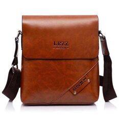 ราคา Man Rewards กระเป๋าเอกสาร สำหรับสุภาพบุรุษ รุ่น Mbz 214 สีน้ำตาล ออนไลน์