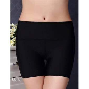 MARIAN กางเกงซับในผู้หญิงกางเกงกันโป้สำหรับผู้หญิงขาสั้น รุ่นD009