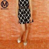 Image 5 for Marino รองเท้าผู้หญิง รองเท้าคัชชู รองเท้าแฟชั่นสตรีแบบพับได้   No.A018 - Sliver