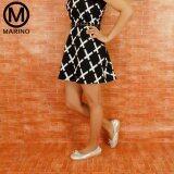 Image 4 for Marino รองเท้าผู้หญิง รองเท้าคัชชู รองเท้าแฟชั่นสตรีแบบพับได้   No.A018 - Sliver