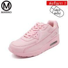 ซื้อ Marino รองเท้าผ้าใบ No A021 Pink ออนไลน์ กรุงเทพมหานคร