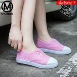 ขาย Marino รองเท้ารองเท้าผ้าใบผู้หญิงสีชมพู No A041 Pink สมุทรปราการ