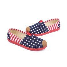 ราคา Marverlous Casual Flat Shoes Slip Ons รองเท้าผู้หญิง รองเท้าแฟชั่น รุ่น H 01 Marverlous ไทย