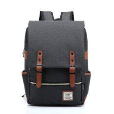 โปรโมชั่น Marverlous กระเป๋า กระเป๋าเป้ Backpack Mb01 สีดำ ถูก