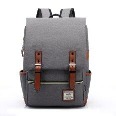 ราคา Marverlous กระเป๋า กระเป๋าเป้ Backpack Mb01 สีเทา Marverlous ใหม่