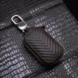 ราคา Marvintage กระเป๋าใส่กุญแจรถยนต์หนังแท้ลายลูกศรสีน้ำตาลเข้ม เล็ก 7 5X4 5ซม กระเป่าใส่พวงกุญแจหนังแท้เกรดพรีเมี่ยมพร้อมกล่อง ไอเดียของขวัญ กระเป๋าหนังใส่กุญแจรถยนต์ Premium Quality Brown Leather Car Key Pouch Size S 7 5X4 5Cm ออนไลน์