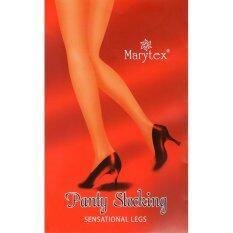 Marytex ถุงน่องเนื้อเนียนเต็มตัว แพ็ค 12 คู่ สีน้ำตาล กรุงเทพมหานคร