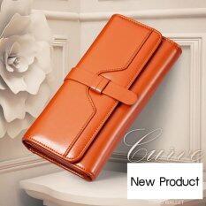 Maylin Bags กระเป๋าสตางค์ใบยาว กระเป๋าเงินผู้หญิง กระเป๋าสตางค์ ผู้หญิง รุ่น Mw 001 น้ำตาล ถูก