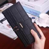 Maylin Bags กระเป๋าสตางค์ใบยาว ผู้หญิง กระเป๋าสตางค์น่ารัก กระเป๋าเงินผู้หญิง รุ่น Mw 026 สีดำ ใน กรุงเทพมหานคร