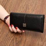 ขาย Maylin Bags กระเป๋าสตางค์ใบยาว ผู้หญิง กระเป๋าสตางค์น่ารัก กระเป๋าเงินผู้หญิง รุ่น Mw 073 สีดำ Maylin เป็นต้นฉบับ