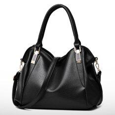 ซื้อ Maylin กระเป๋าสะพายข้าง กระเป๋าถือ ผู้หญิง กระเป๋าแฟชั่น เกาหลี รุ่น Mb 036 สีดำ ใหม่
