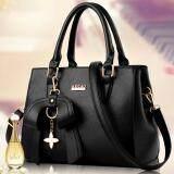 ราคา ราคาถูกที่สุด Maylin กระเป๋าสะพายข้าง กระเป๋าถือ ผู้หญิง กระเป๋าแฟชั่น เกาหลี รุ่น Mb 071 สีดำ