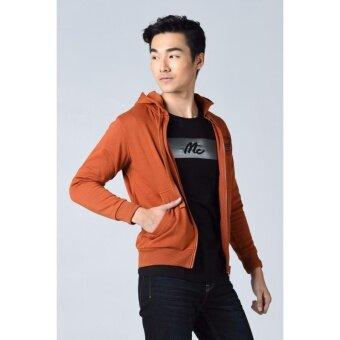 McJeans เสื้อคลุมมีฮู้ดผู้ชาย MJMP33002